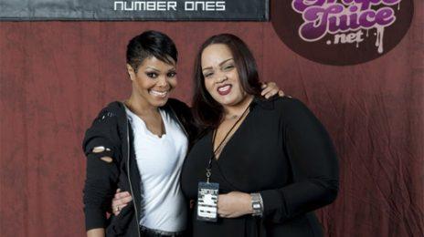 Hot Shots: Janet Jackson Reunites With Half-Sister