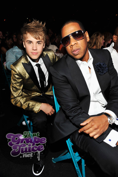 jayz bieber Billboard Awards 2011: Backstage & Audience