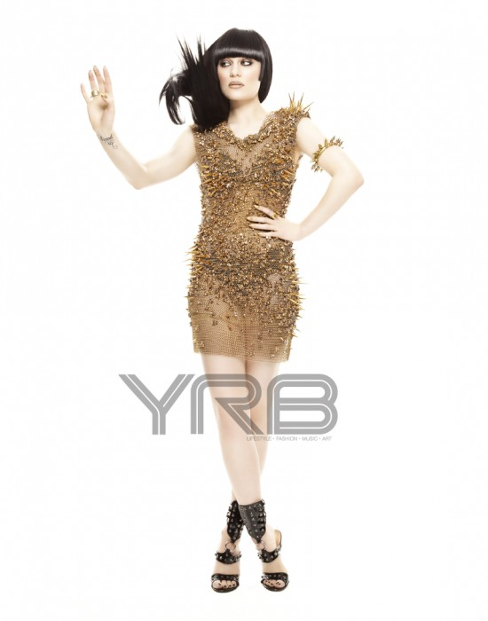 jessie j yrb7 Hot Shots: Jessie J Does YRB