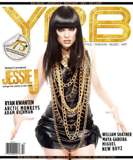 jessie yrb Hot Shots: Jessie J Does YRB