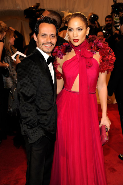 jlo 23 Hot Shots: Beyonce, Jay Z, Rihanna & More Shine At MET Ball