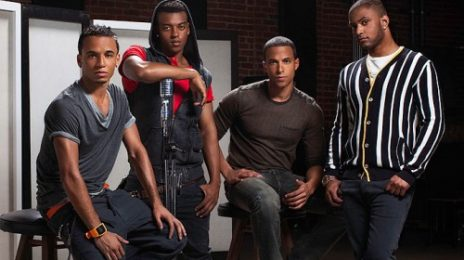 JLS Strip Down On 'Xtra Factor'