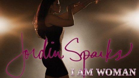 Jordin Sparks Performs 'I Am Woman' On Regis&Kelly