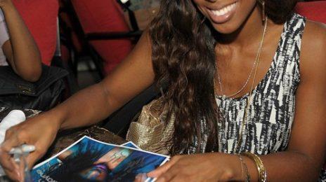 Hot Shots: Kelly Rowland Beams At Beso