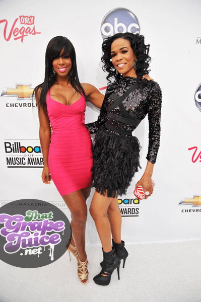 kelly michelle34 Billboard Music Awards: Red Carpet