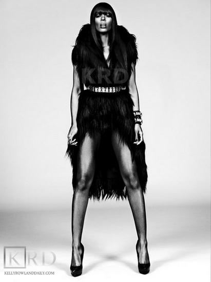 kelly r1 Hot Shots: Kelly Rowland Goes To Wonderland