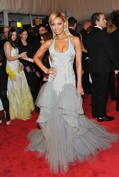 keri 23 Hot Shots: Beyonce, Jay Z, Rihanna & More Shine At MET Ball