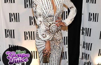 Hot Shots: Keri Hilson Sparkles At BMI Pop Awards