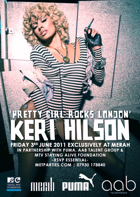 kerri met e1306683792750 Competition: Come Party With Keri Hilson!