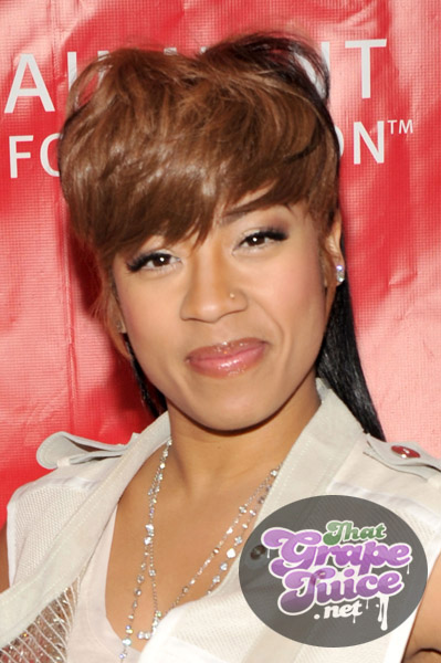 keyshia 7 Hot Shots: Keyshia Cole Sizzles At Revlon Run