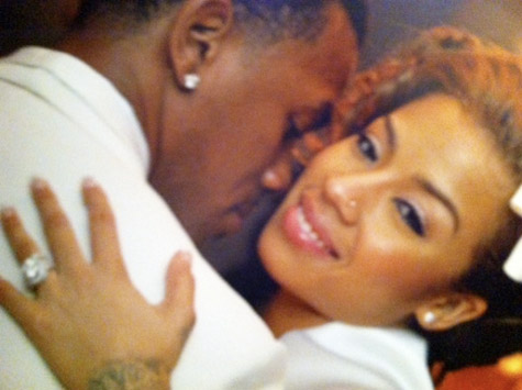 keyshia cole 2 Keyshia Cole Speaks on Absence from Monicas Wedding