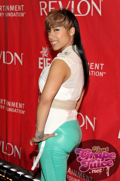 keyshia1 e1304279640281 Hot Shots: Keyshia Cole Sizzles At Revlon Run