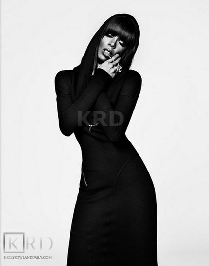 kr2 Hot Shots: Kelly Rowland Goes To Wonderland