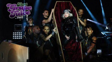 Lady GaGa Gives Birth At Radio 1's 'Big Weekend'
