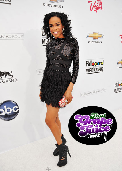 michelle williams Billboard Music Awards: Red Carpet