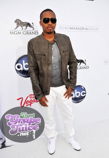 nas Billboard Music Awards: Red Carpet