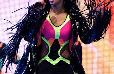Nicole Scherzinger Rocks Radio 1's 'Big Weekend'
