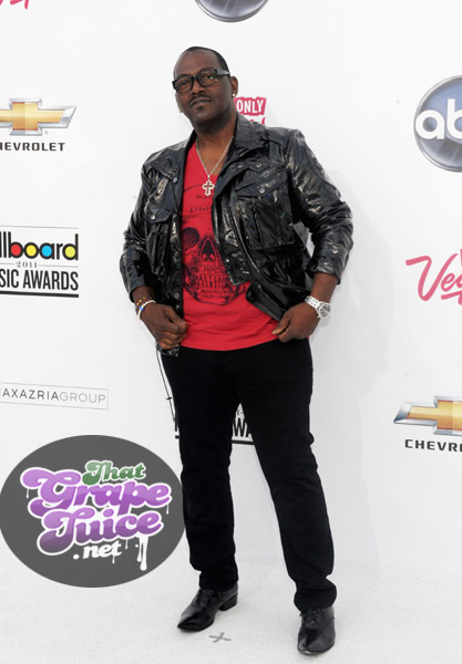 randy jackson Billboard Music Awards: Red Carpet