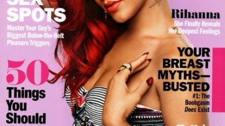 Hot Shot: Rihanna Covers Cosmopolitan