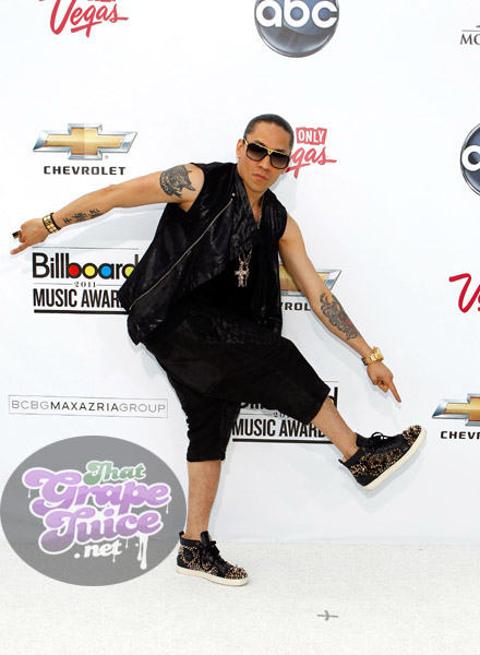 taboo Billboard Music Awards: Red Carpet