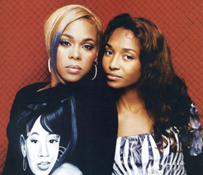 tlc3 Video: TLC Perform On Idol