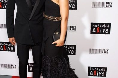 Hot Shot: Alicia Keys Sparkles In London