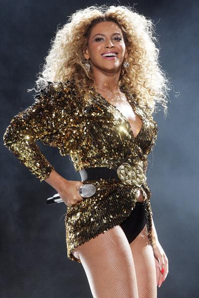 Beyonce Glastonbury 6 Beyonce Beams About Glastonbury Performance