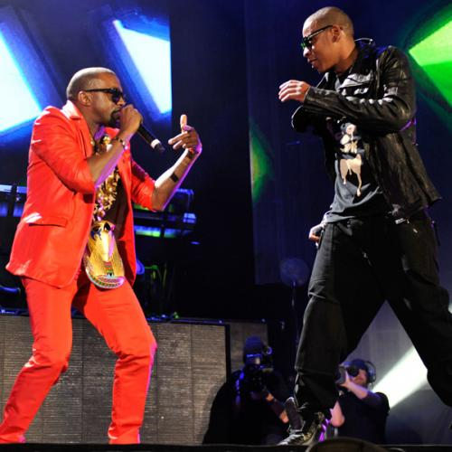 Jay Z Kanye Jay Z & Kanye West   Watch The Throne Tracklist