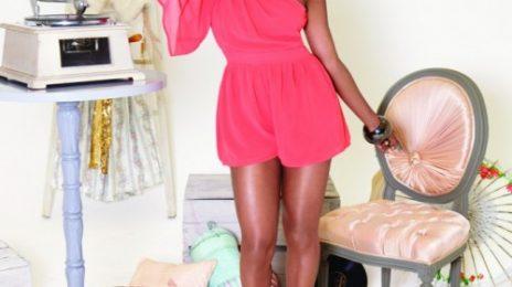 Videos: Keisha Buchanan Steps Out Solo