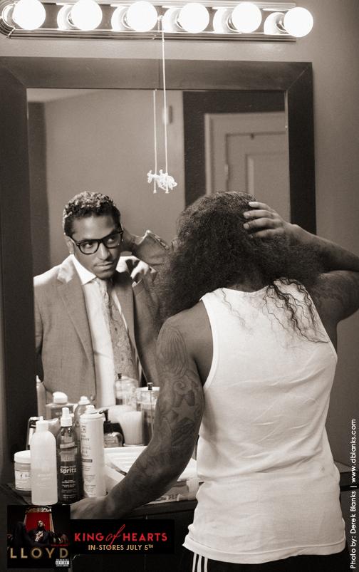 Lloyd AlterEgo3 BW Behind the Scenes:  Lloyd   Be the One (Ft. Trey Songz)