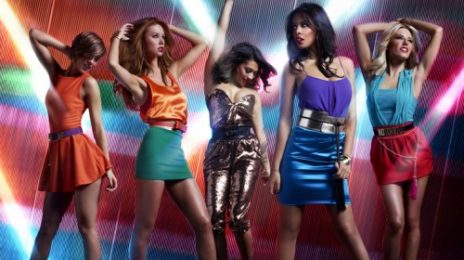 The Saturdays Get 'Notorious' On Radio 1 Live Lounge