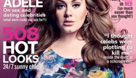 Hot Shot: Adele Covers 'Glamour'