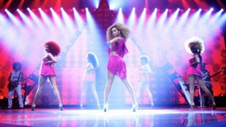 Beyonce To Give London Fans '4D' Experience