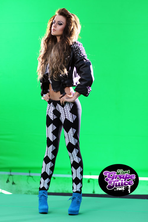 cher 89a Exclusive: Cher Lloyd Swagger Jagger Video Stills