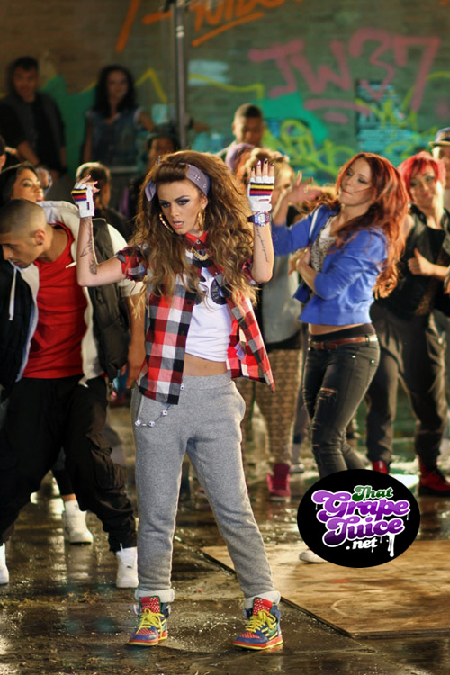 cher exclusive Exclusive: Cher Lloyd Swagger Jagger Video Stills