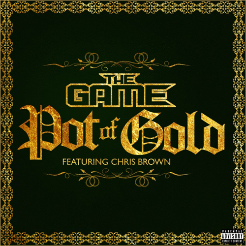 gamechrisbrowngold New Music: Game ft/ Chris Brown   Pot of Gold