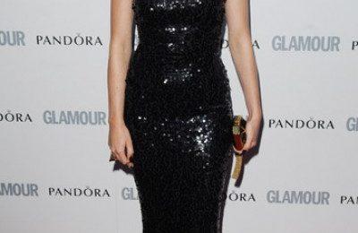 Hot Shot: Jessie J Glams Up At Glamour Awards