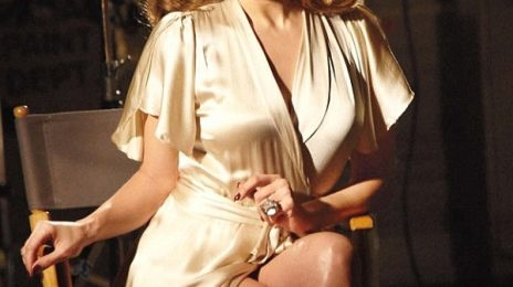 Hot Shots:  J. Lo Channels Golden Age Hollywood In New Promo Pics
