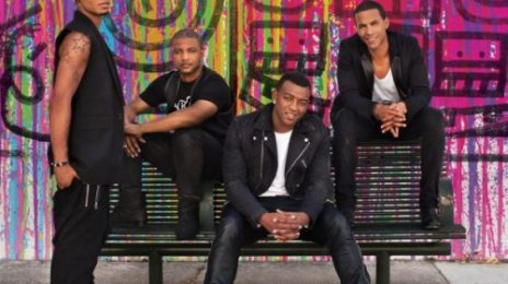 JLS Reveal 'She Makes Me Wanna' Cover