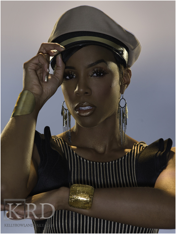 kelly 543 Hot Shots: New Kelly Rowland Promo Pics