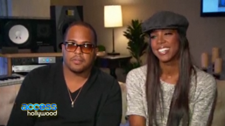 Kelly Rowland Talks 'Here I Am' On Access Hollywood