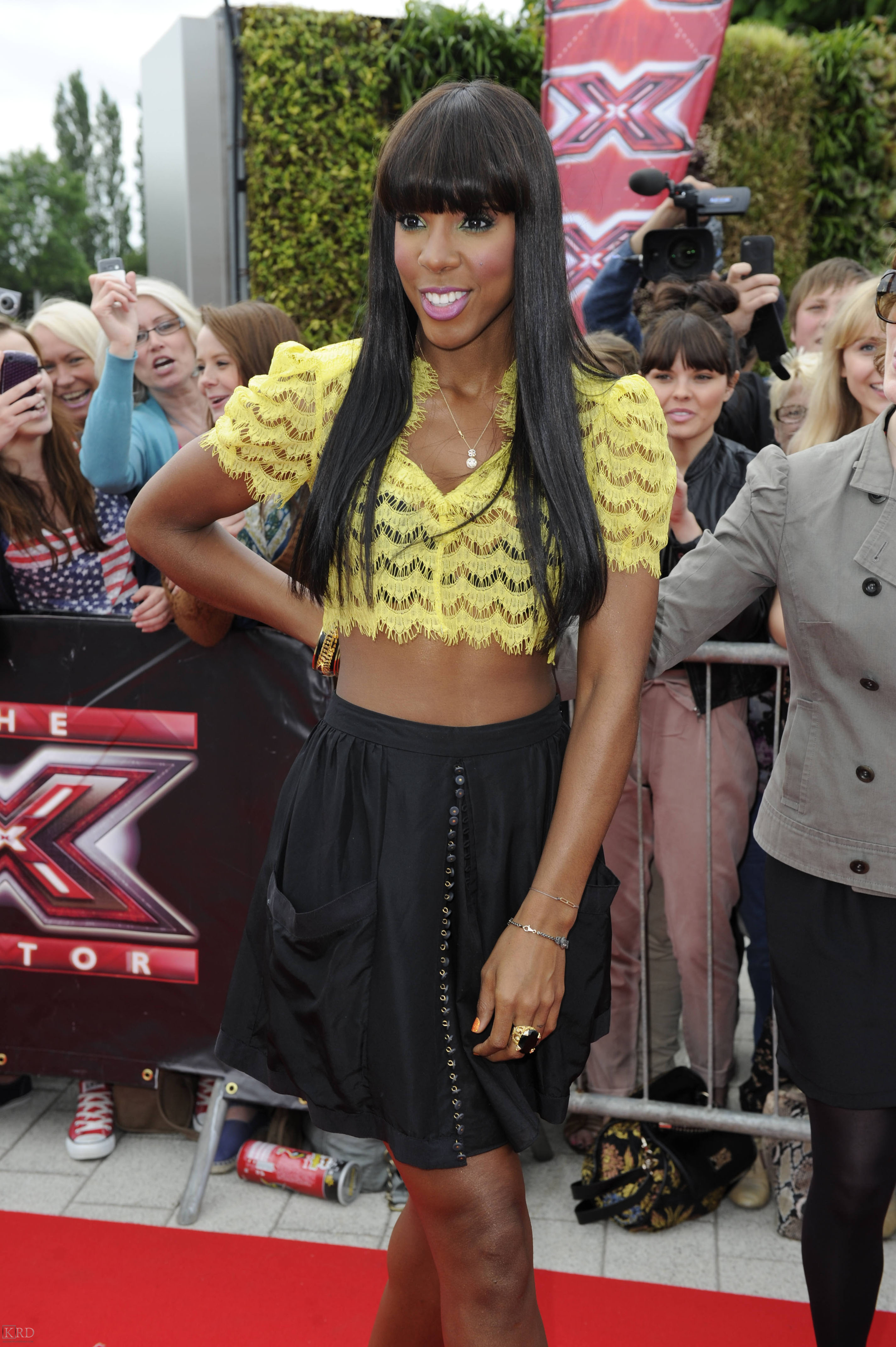 Kelly Rowland - X Factor UK