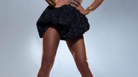 Kelly Rowland Notches 5th Week at #1