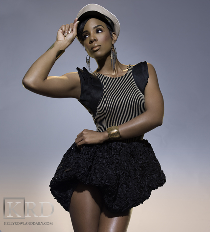kelly3 Hot Shots: New Kelly Rowland Promo Pics