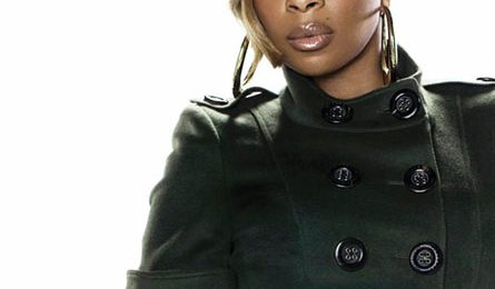 Mary J. Blige Moves Into Movies