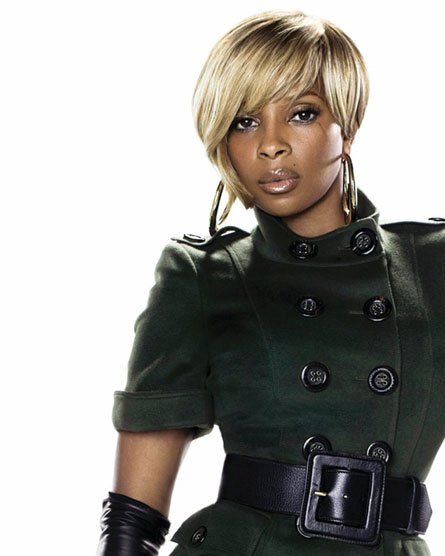 mary j blige2 Mary J. Blige Moves Into Movies
