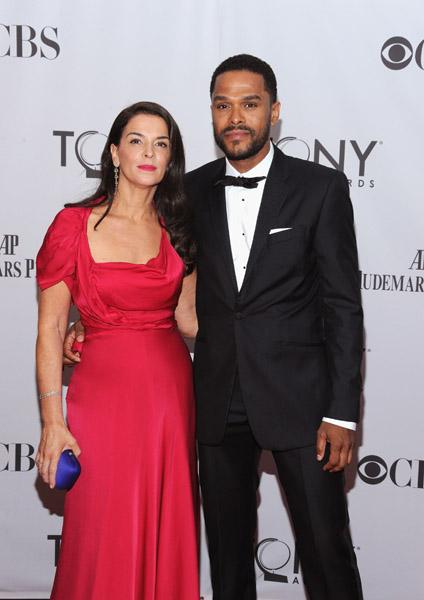 maxwell 8 Hot Shots: Maxwell Resurfaces At Tony Awards