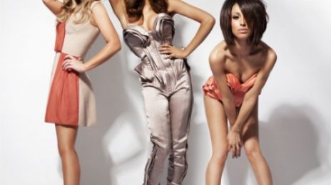 Hot Shot: Sugababes Strike A Pose In New Promo Pic