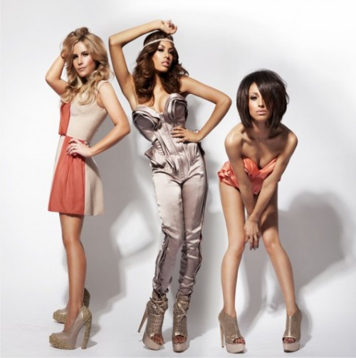 sugababes 12 e1308053664741 Hot Shot: Sugababes Strike A Pose In New Promo Pic