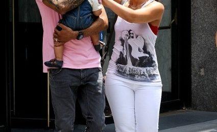 Hot Shots:  Alicia Keys & Egypt in NYC